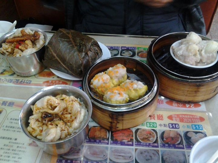 Nothing can be as good as these authentic dimsums.