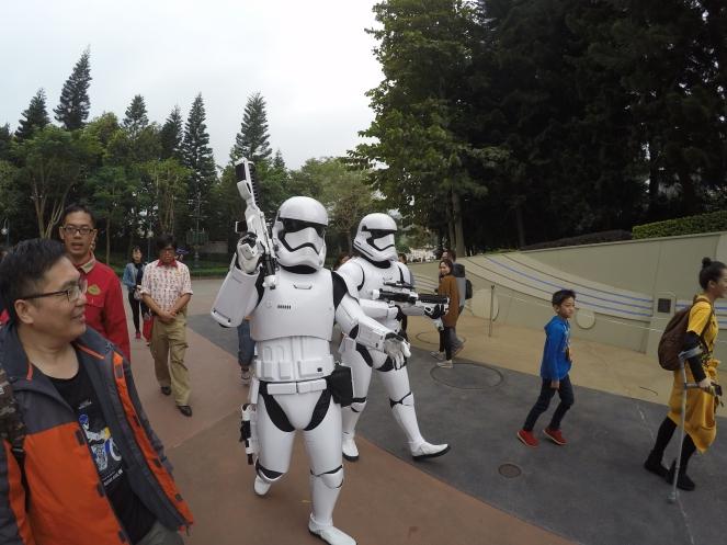 Storm Troopers!