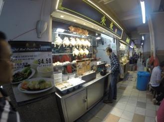 Chinatown Hawker's Center