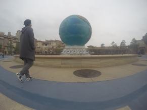 Disney Sea center piece